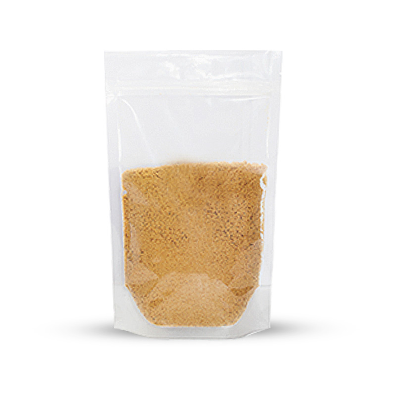 Powdered brown sugar cane